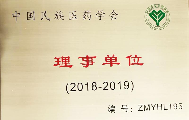 2017.中公民族醫藥學會理事單元